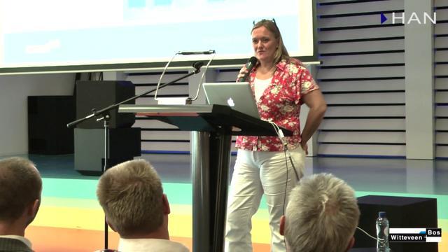 Videoblog: Dilemma's in duurzaamheid Jacobiene Ritsema Witteveen+Bos