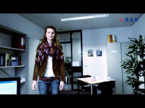 HAN FEM video's: Een dag uit de toekomst van….
