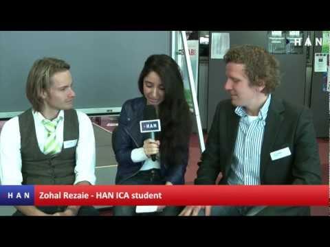 Videoblogs: Entrepreneurs in sustainability Rick van Manen en Eric van Doorn