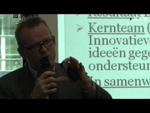 Videoblog: presentatie Jonathan van Deutekom Gelderland Valoriseert