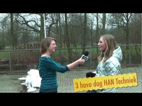 Videoblog: Impressie 3 havo dag HAN Techniek