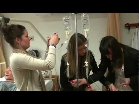 Videoblog: Practicum Infusie – Verpleegkunde – Praktijkhuis HAN
