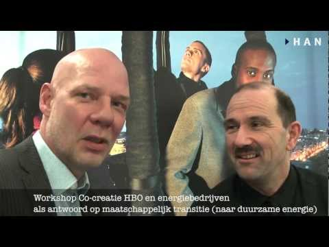 Videoblog: aankondiging workshop HBO-Congres #hbocongres