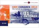 Videoblog: HAN HRM Congres 2013: We nemen je mee op expeditie!