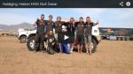 Videoblog: Huldiging Helden HAN Go4 Dakar