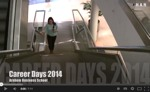 Videoblog: Career Days 2014 Arnhem Business School