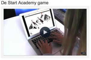 De Start Academy Game