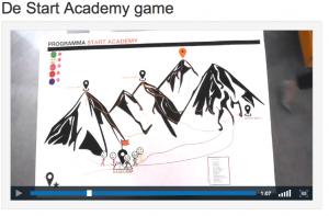 Start Academy Game