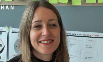 Videoblog: Ellen Kuipers – Start Academy