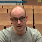 Videoblog: Jan Bert Rijnberk – teamleider roostermakers GGM/Educatie