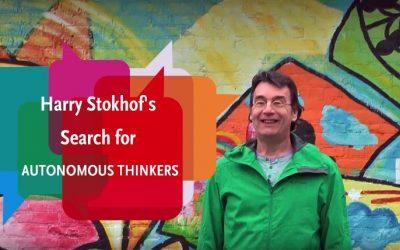 Videoblog: Harry Stokhof's Search for Autonomous Thinkers