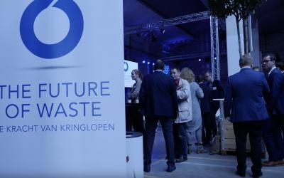 Videoblog: Impressie evenement the Future of Waste, de kracht van kringlopen