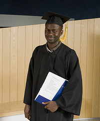 Foto's diploma uitreiking HAN Engineering juli 2010