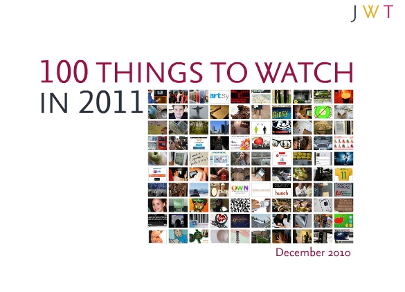 100 things to watch in 2011