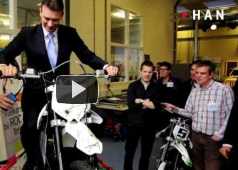 Videoblog: HAN uitgeroepen tot Centre of Expertise Automotive