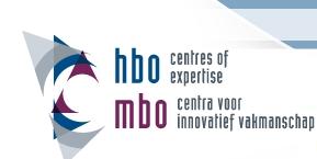 Bekendmaking Centres of expertise en Centra voor innovatief vakmanschap bij HAN door staatssecretaris Zijlstra