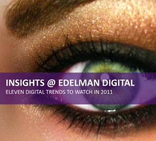 Eleven Digital Trends to Watch in 2011