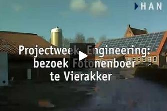 Videoblog: Projectweek Engineering: bezoek Fotonenboer