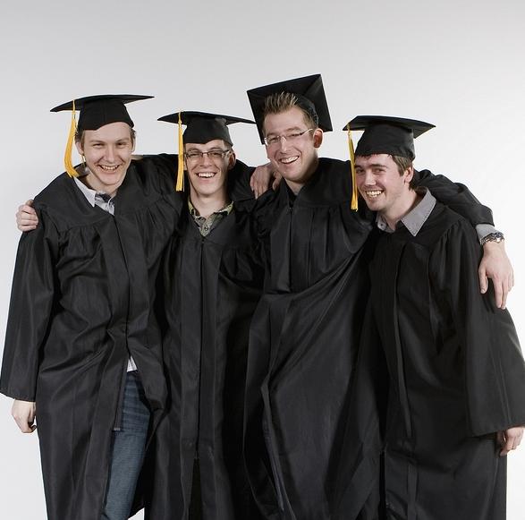 Foto's diploma uitreiking HAN Engineering 18 februari 2011