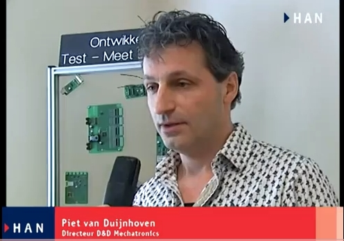 Videoblog: Piet van Duijnhoven D&DMechatronics – unieke testingtools