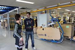 Videoblog: Ghassan Alagourie studeerde HAN Industrieel Product Ontwerpen