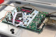 Fotoblog: Embedded Systems Engineering spellen voor basisschool