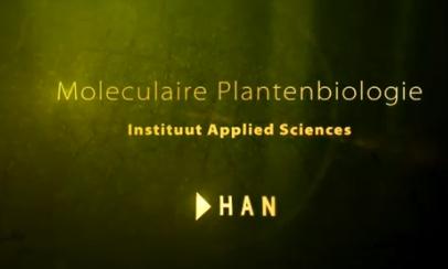 Videoblog: Moleculaire Plantenbiologie