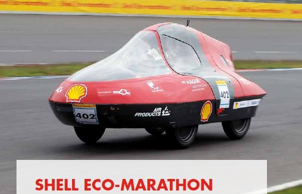 HAN Hydromotive maakt zich op voor Shell Ecomarathon testdag
