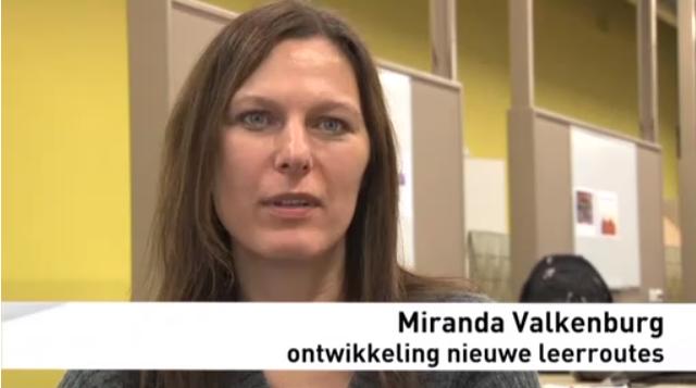 Videoblog: YoungWorks' Co-creatie voor nieuwe leerroutes bij HAN Techniek