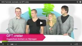 Video's GasTerra Transitie Jaarprijs 2011: STEM op HAN Techniek studenten
