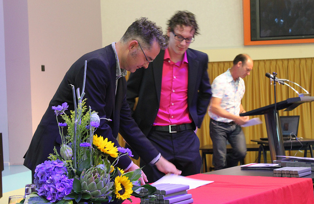 Fotoblog: diploma uitreiking HAN Engineering