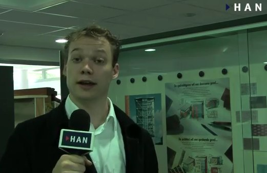Videoblog: Facility Management HAN EMR Alexander Vijghen 3e jaars student