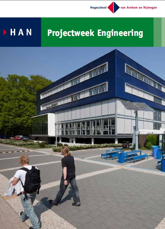 Projectweek HAN Engineering
