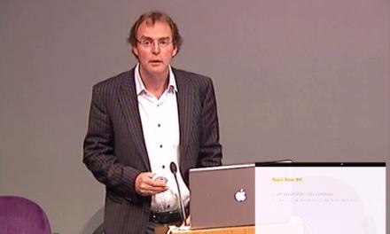 Video van lezing Ruud Boer over Brand Design