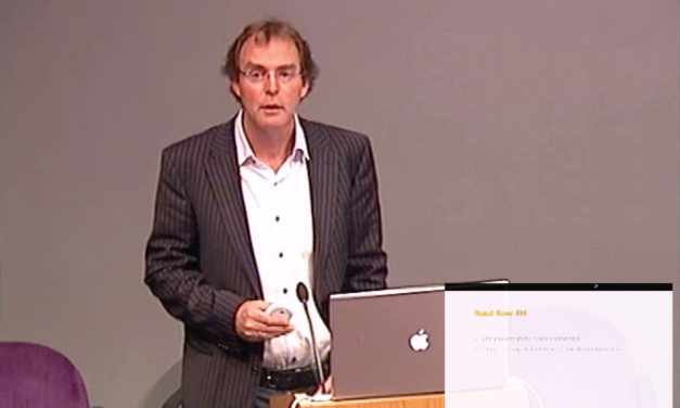 Video van lezing Ruud Boer over Brand Design