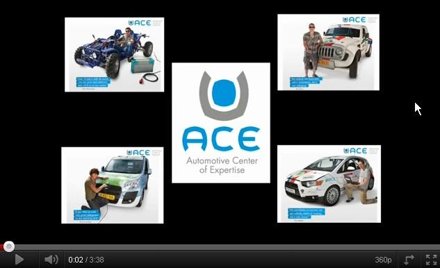 Videoblog: impressie bezoek minister Schultz van Haegen aan ACE
