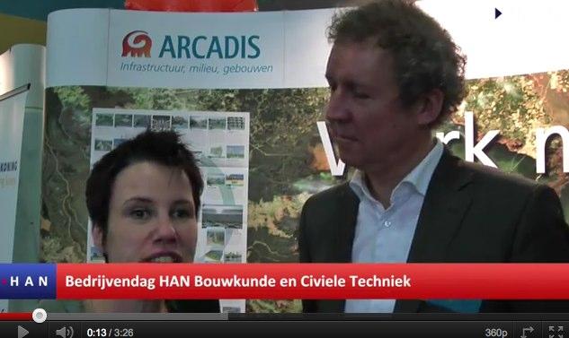Videoblog: Bedrijvendag HAN Built Environment okt 2011