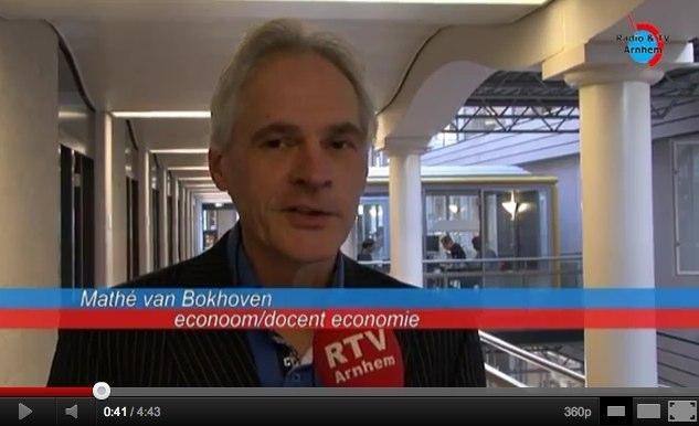 Arnhem Spreekt: euro of gulden?