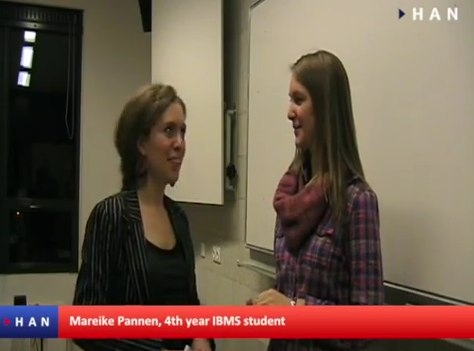 Videoblog: IBMS Career Fair Workshops 2011