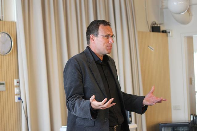 Podcast: presentatie Arko van Brakel tijdens Ondernemer voor de klas-dag