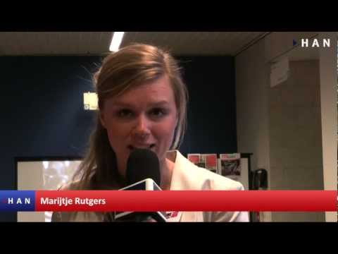 Videoblog: The Battle of HAN Student Companies 2012