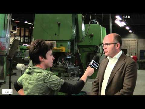 Videoblog: Vincent Wiegel over Lean lectoraat, QRM en Masterclasses Prof Suri