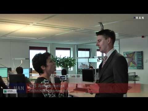 Videoblog: Frank Alofs van HTS Autotechniek van de HAN nu Manager Operations bij Arval