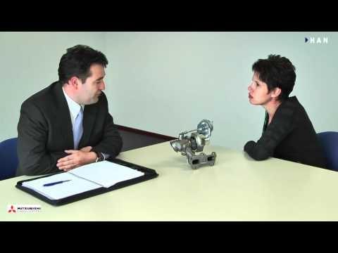 Videoblog: Erwin de Groot Project Leader Mitsubishi Turbo Chargers studeerde HTS Autotechniek Arnhem