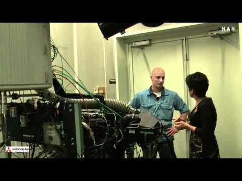 Videoblog: Jaco Jansen Test Engineer Mitsubishi Turbo Chargers studeerde HTS Autotechniek Arnhem