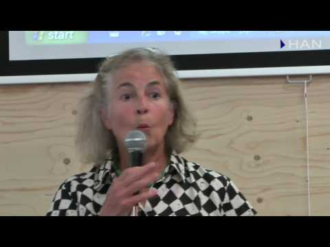 Videoblog: Speech Glorianna Davenport MIT at kick-off of FabLab Arnhem