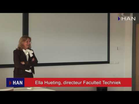 Videoblog: HAN TES-tival 2010 – toespraak Ella Hueting