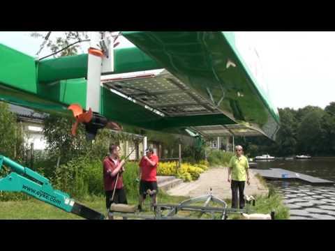 Videoblog: de keuring van de HAN Solarboat