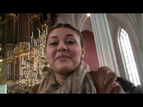 Videoblog: HAN Juridisch Dictee 2012