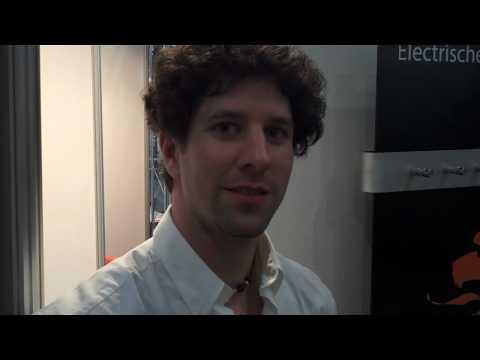 Videoblog: Elektrische hoog-laag kapstok op Support 2010